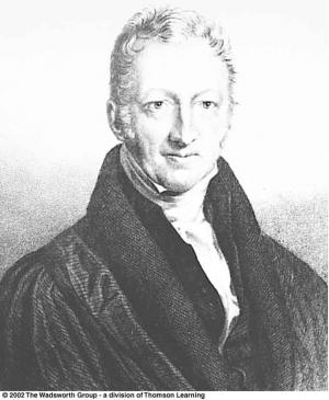 Thomas Malthus thinks you're having too many babies, SEC.