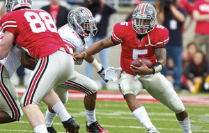 Braxton Miller is the rare freshman that has the tools to contribute right away