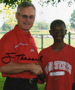 I wonder if young Eli was an OSU camp raffle winner