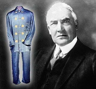 AND IT'S IRONIC 'CUZ WARREN HARDING SLEPT NEXT TO YOUR WIFE IN THE BUFF LOOOOOOOOOOOOOOOOL