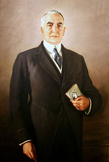 No, you do not want to see the other painting Warren G. Harding made yo girl paint of him.