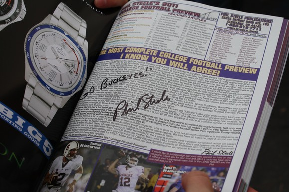 That's one VHT autograph.
