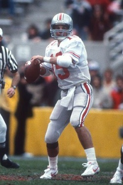 Flashback Ohio State Vs Illinois 1982 Eleven Warriors