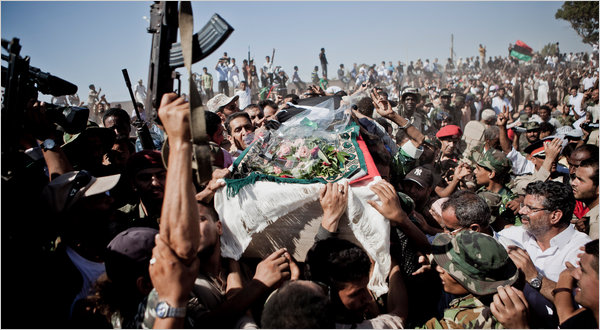 There is less than a zero percent chance your funeral will rival Abdel Fattah Younes'.