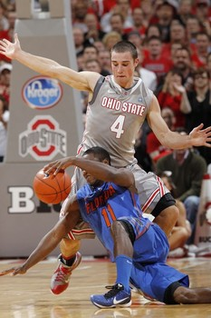 Aaron Craft, the glue for Thad's squad.