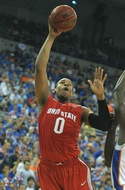 Sullinger putting the B1G on watch.