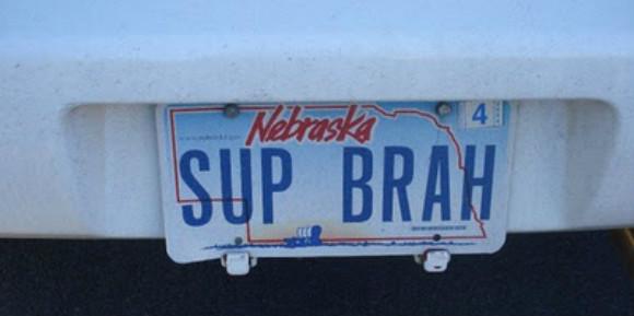 SUP BRAH