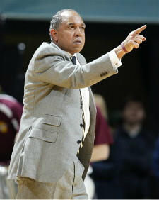 The many faces of Tubby Smith.