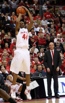 Buford averages 12.7 PPG against Wisconsin in his career.