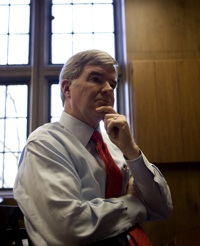 Did Mark Emmert pay a photographer to take a picture of him looking philosophical by a window? Because it sure looks that way. Any man who would let another person take a picture of them like this proves all I need to know about that man.