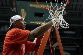 Will Sullinger cut down the nets for the third time in his two year career?