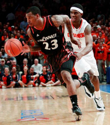 Sean Kilpatrick leads UC into the Sweet 16.