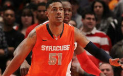 Cuse will miss Melo