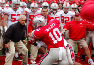 Coombs looking to get a shot at Shazier