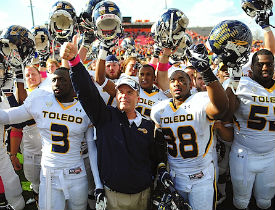 Beckman turned Toledo around