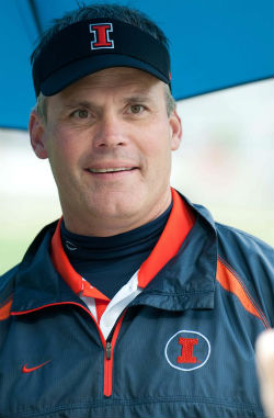Beckman has big plans for Illinois