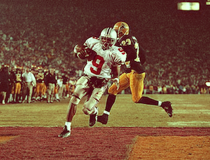 Psst...ASU secondary...you probably should have covered David Boston