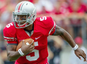 Braxton Miller has quickly joined the Heisman talk.