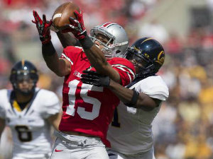 Smith blew up the Cal secondary