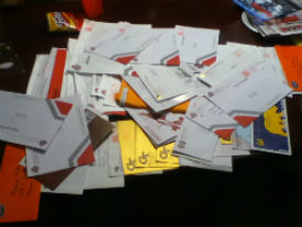 Lots of Buckeye Mail