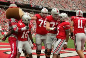 Brutus hug!