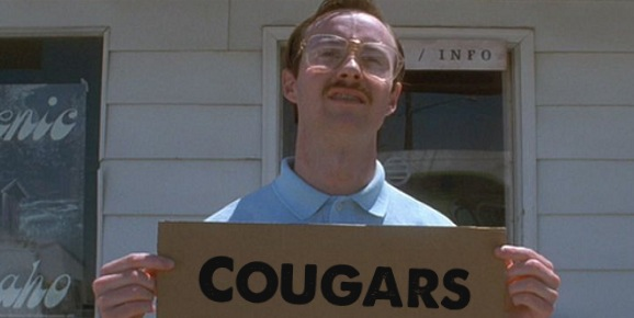 WELCOME, BYU COUGARS