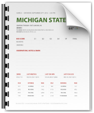 GET YER MICHIGAN STATE BUCKNOTES