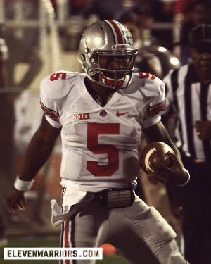 Braxton Miller is healthy and ready for Penn State.