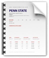GET YER PENN STATE BUCKNOTES