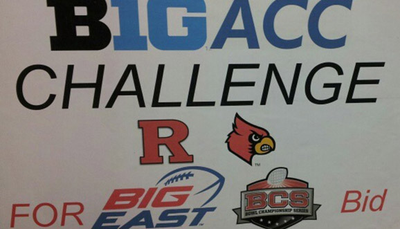 THE ACC-BIG TEN CHALLENGE HAS A RUBBER MATCH AND IT WILL BE PLAYED IN NEW JERSEY