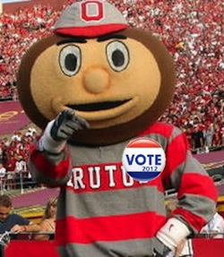 I WANT YOU TO VOTE AND TO HATE MICHIGAN
