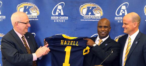 DARRELL HAZELL, AMERICAN BOSS