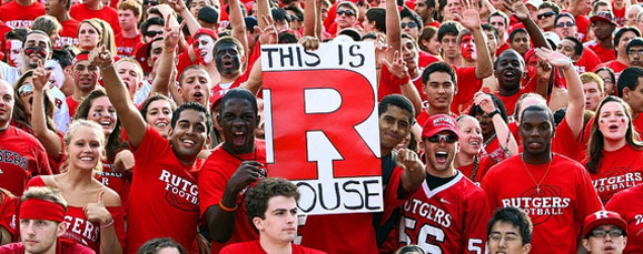 Rutgers joins Maryland as new members of the Big Ten