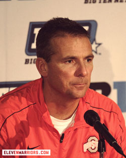 Urban Meyer's first Buckeye team went unbeaten