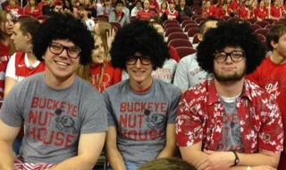 Della Valle's fan club. Or how not to ever hook up in college.