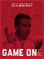 Miami Game Poster