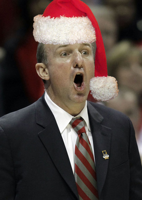 Thad Matta asked Santa to improve Ohio State's jump shooting