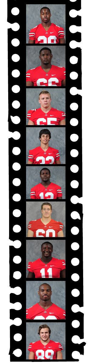 Nine Ohio State freshmen figure to earn redshirts from the 2012 season