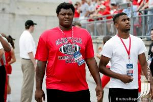 Glenville's Jones was the first 2014 commitment for Ohio State