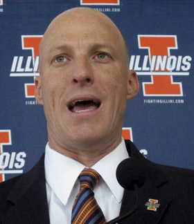 John Groce has Illinois ballin'