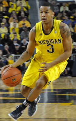 Trey Burke and Michigan are currently undefeated and ranked 2nd in the AP Poll