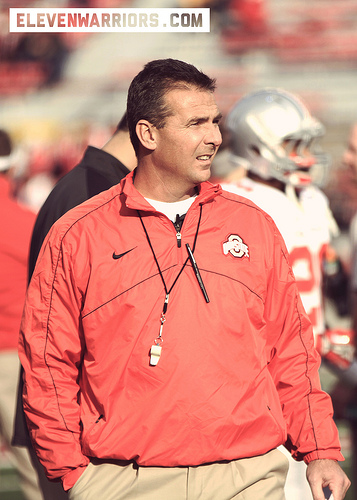 Urban Meyer surveys the wreckage his zone read offense created