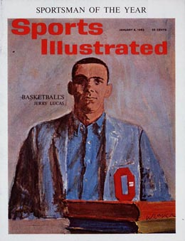Lucas was Sports Illustrated's Sportsman of the Year in 1961