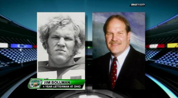 Jim Bollman, officially a Spartan