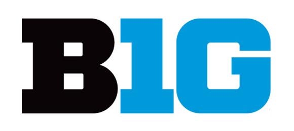 The Big Ten after dark