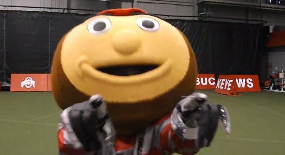 Brutus Buckeye auditions