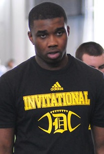 Jashon Cornell got a Buckeye offer today