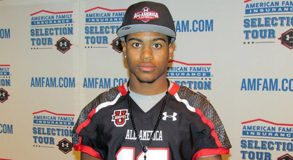 Gareon Conley balled out in the North South game