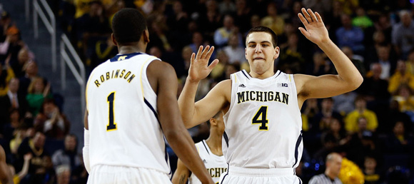 Glenn Robinson III and Mitch McGary are expected to return to Michigan.