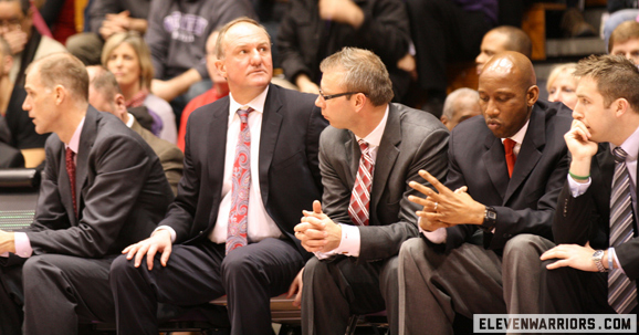 Chris Jent, Greg Paulus and Dave Dickerson are all candidates for new gigs.